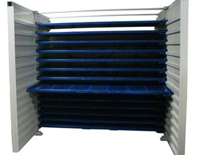 Roll Out Drawer Storage Racks Plymouth Industries